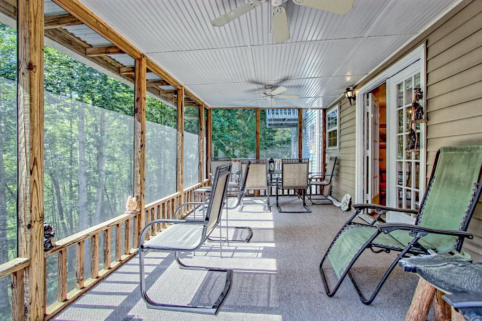 Bearadise - Ellijay Vacation Rental - Photo 27