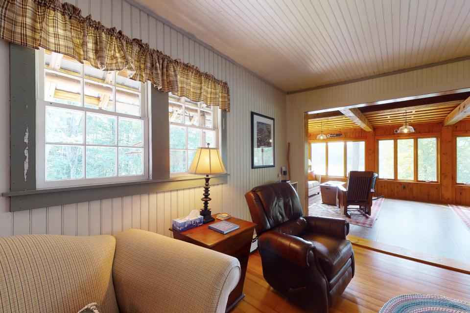 Songo Pond Cabin - Bethel Vacation Rental - Photo 22