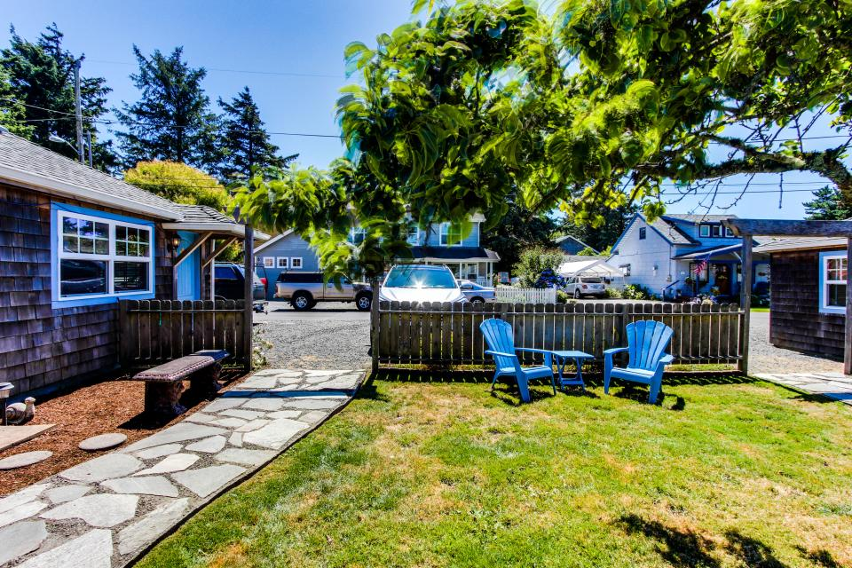Hidden Villa Cottages #1, #2, and #3 - Cannon Beach - Take a Virtual Tour