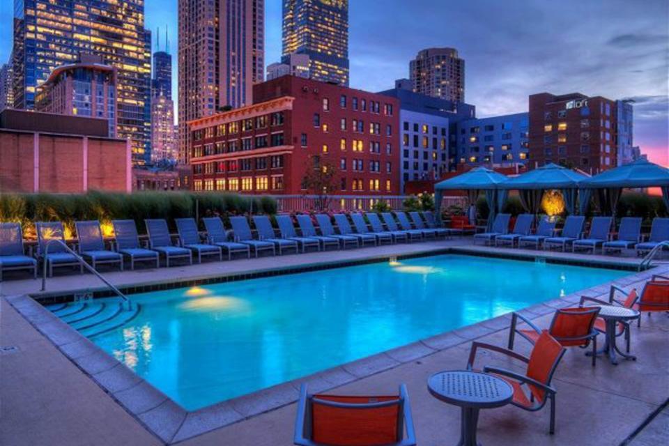River North Retreat - Chicago Vacation Rental - Photo 35