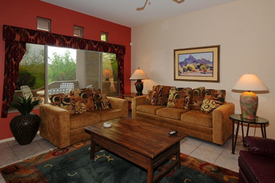 Vistoso Resort Casita #132 - Oro Valley Vacation Rental - Photo 8