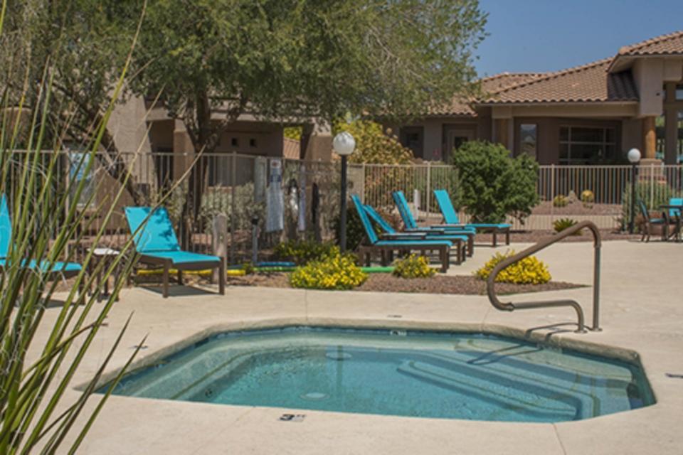 Vistoso Resort Casita #132 - Oro Valley Vacation Rental - Photo 19