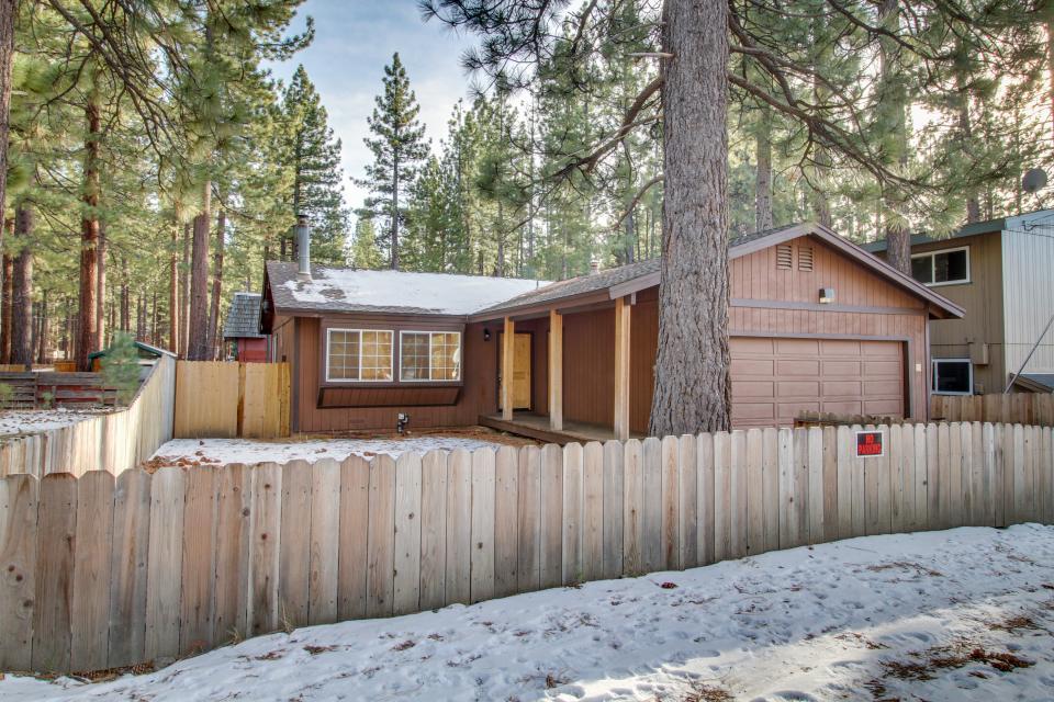 Tamarack Mountain Home - South Lake Tahoe - Take a Virtual Tour