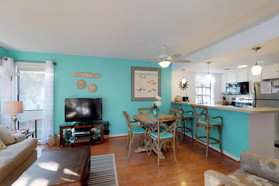 Arcadian Dunes 12-246 - Myrtle Beach Vacation Rental - Photo 4