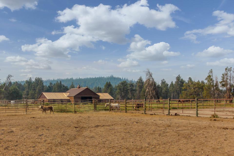 Ranch Cabin 12   Discover Sunriver - Sunriver Vacation Rental - Photo 41 ...