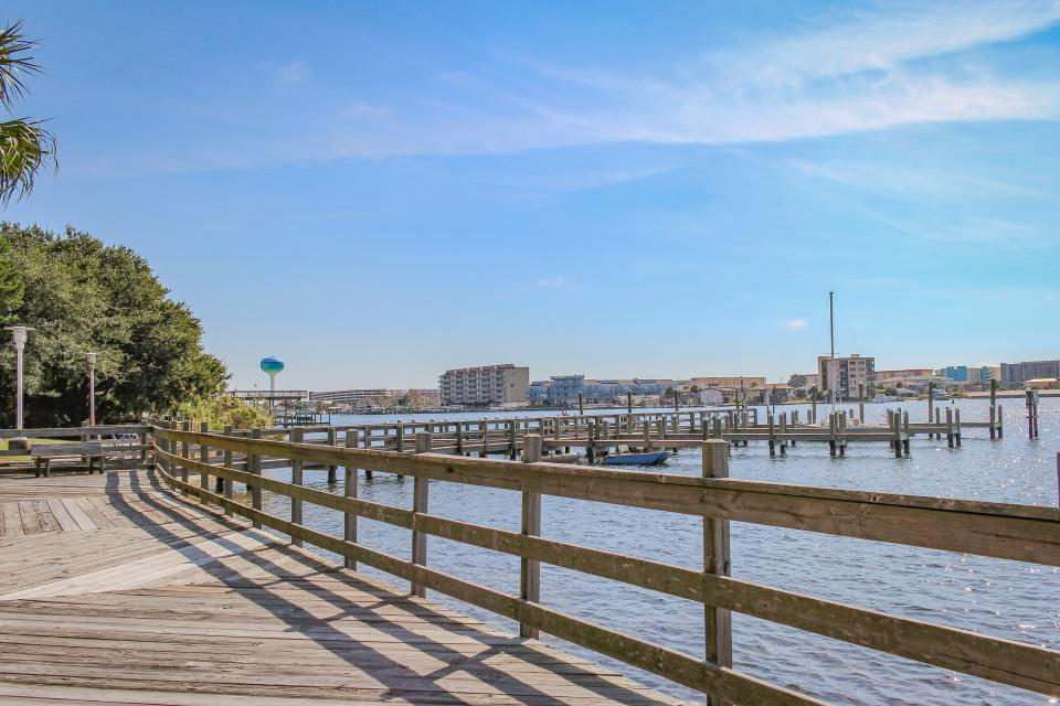 Ronay Bayside Residence #8 - Fort Walton Beach Vacation Rental - Photo 23