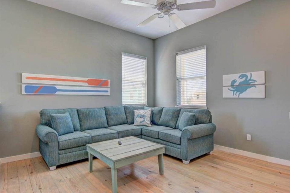 High Tides and Good Vibes in Gulf Village - Port Aransas Vacation Rental - Photo 5