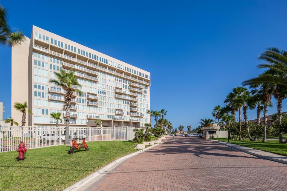 Solare Garden Villa 885 - South Padre Island Vacation Rental - Photo 30