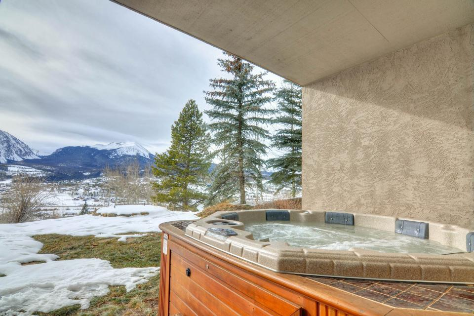 Aspen View - Silverthorne Vacation Rental - Photo 33