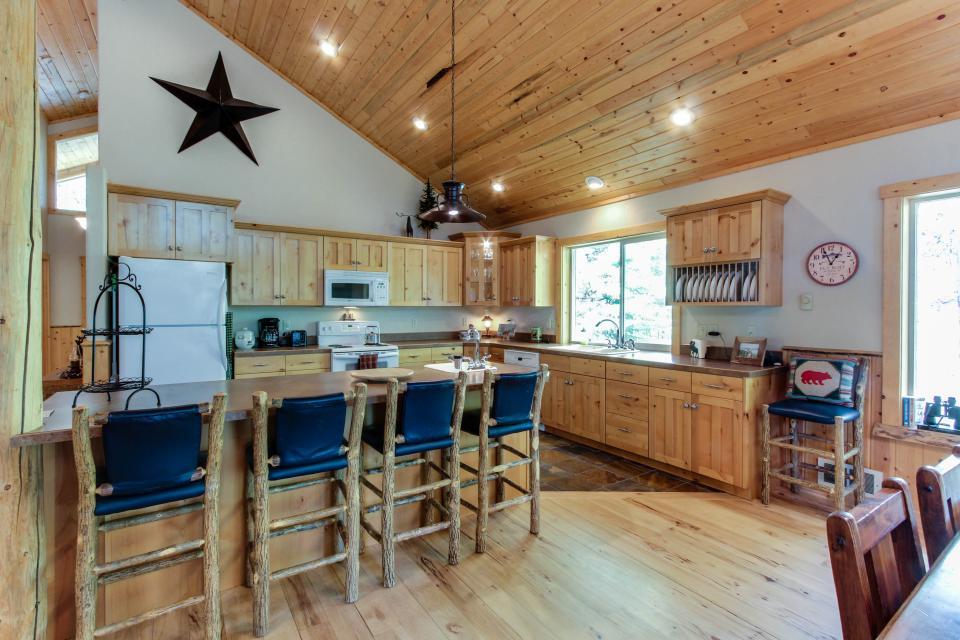 White Bark Cabin - McCall Vacation Rental - Photo 4