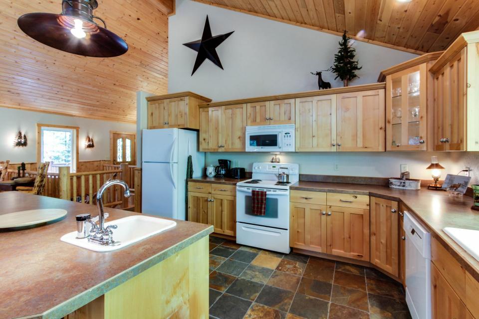White Bark Cabin - McCall Vacation Rental - Photo 9