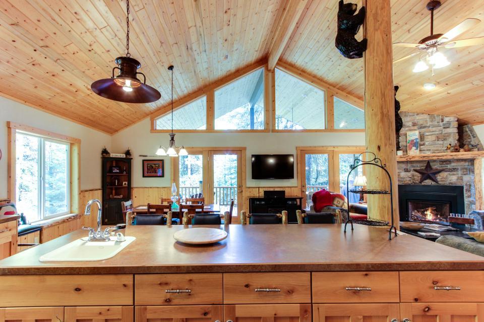 White Bark Cabin - McCall Vacation Rental - Photo 7