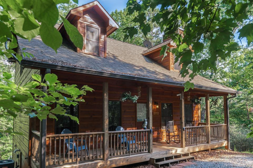 country on northwest vacation river high vrbo of ga rental photograph cabins new ellijay br in