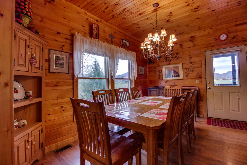 Amazing Grace Cabin - Sevierville Vacation Rental - Photo 32