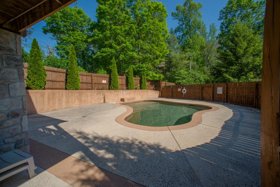 Amazing Grace Cabin - Sevierville Vacation Rental - Photo 6