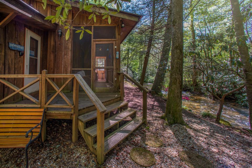At Last Cabin - Ellijay - Take a Virtual Tour