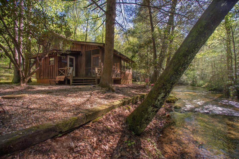At Last Cabin - Ellijay Vacation Rental - Photo 25