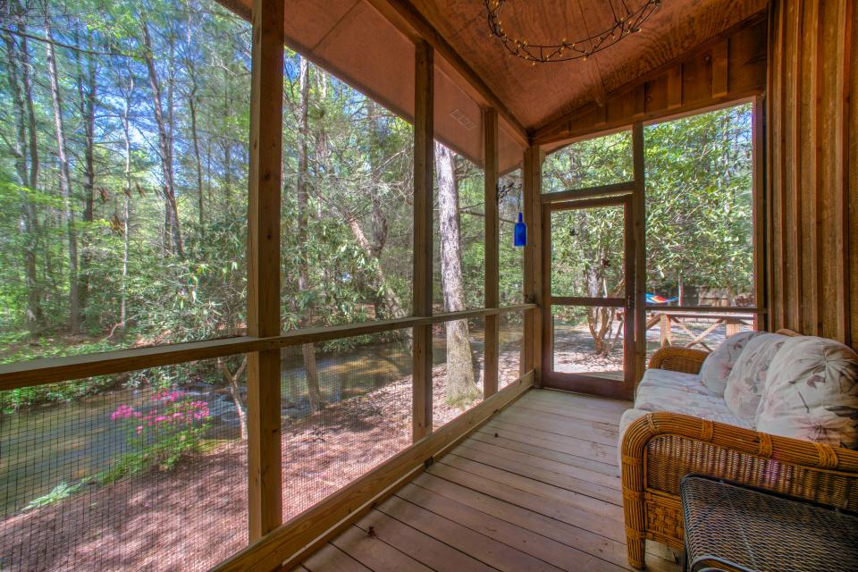 At Last Cabin - Ellijay Vacation Rental - Photo 18