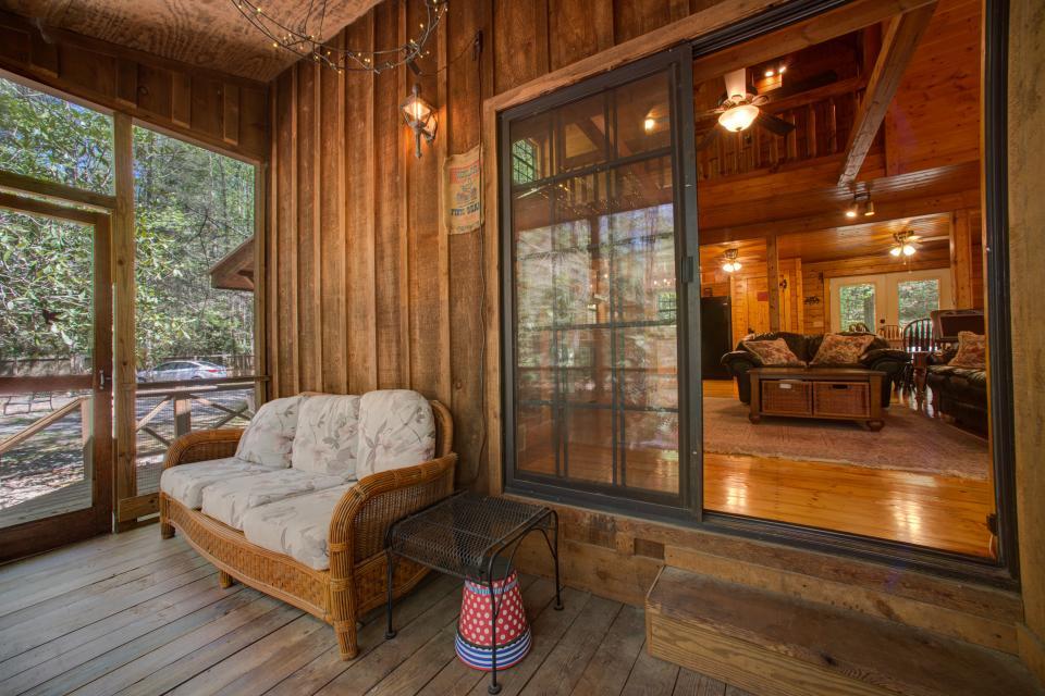 At Last Cabin - Ellijay Vacation Rental - Photo 19