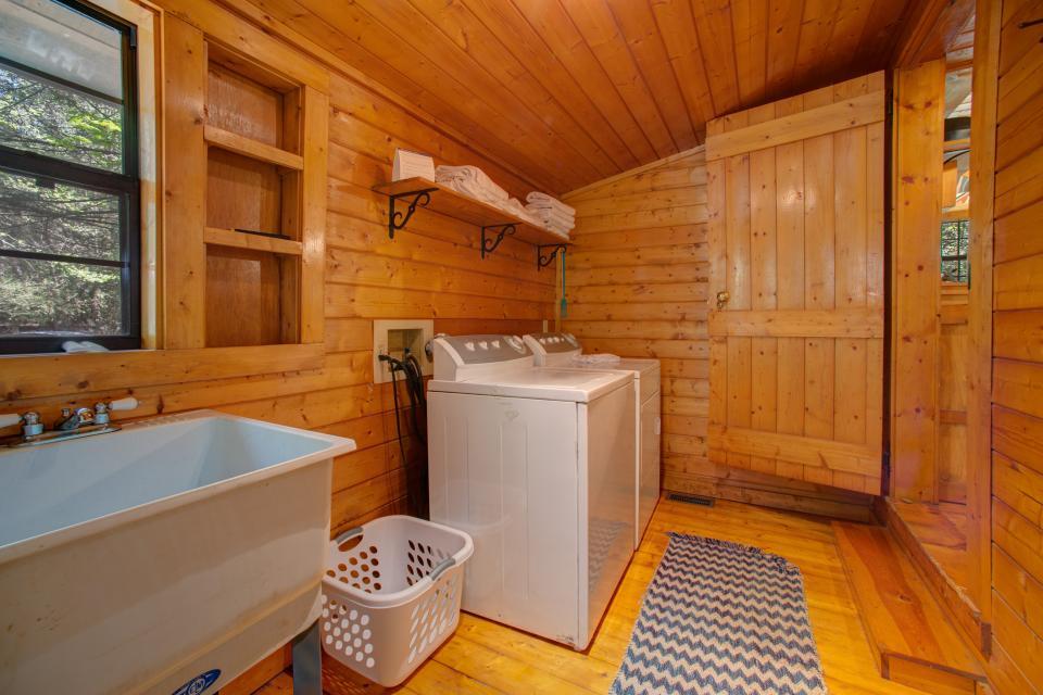 At Last Cabin - Ellijay Vacation Rental - Photo 21