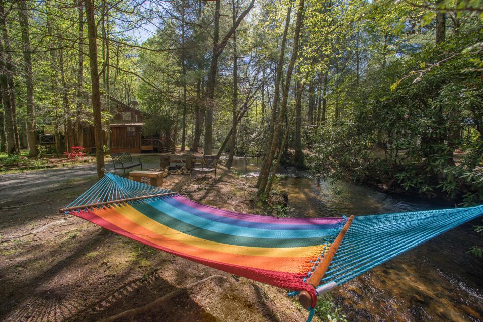 At Last Cabin - Ellijay Vacation Rental - Photo 22