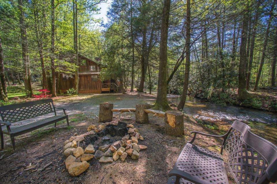 At Last Cabin - Ellijay Vacation Rental - Photo 23