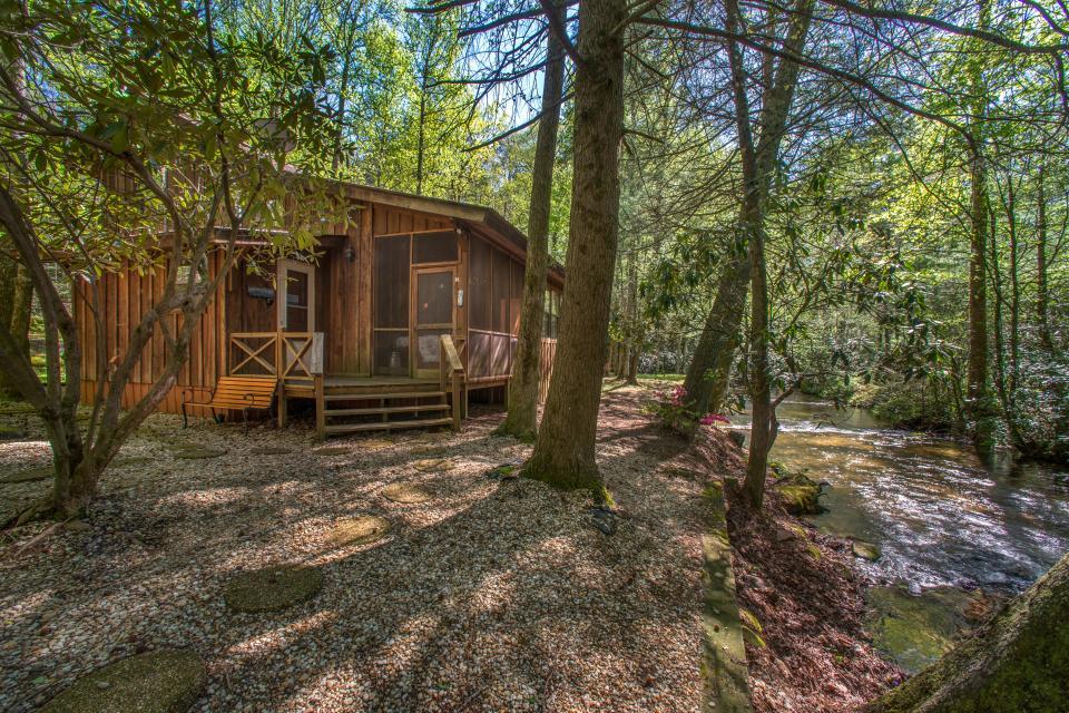 At Last Cabin - Ellijay Vacation Rental - Photo 27