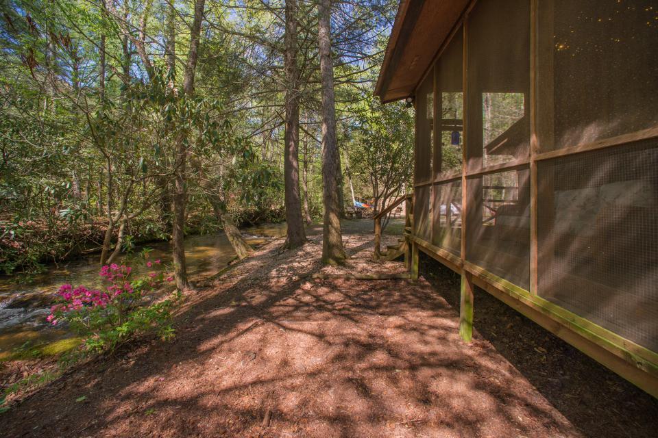 At Last Cabin - Ellijay Vacation Rental - Photo 31
