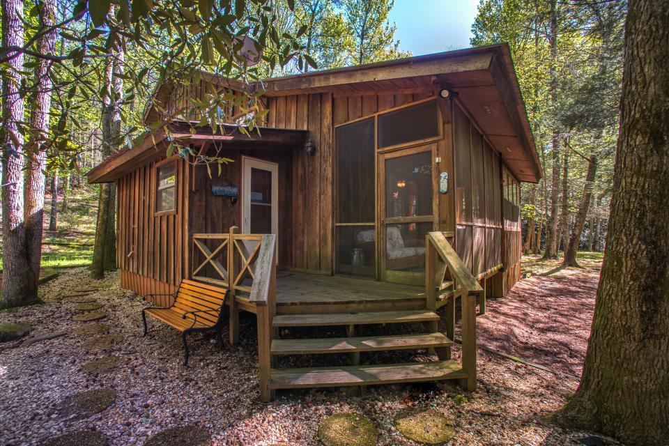At Last Cabin - Ellijay Vacation Rental - Photo 34