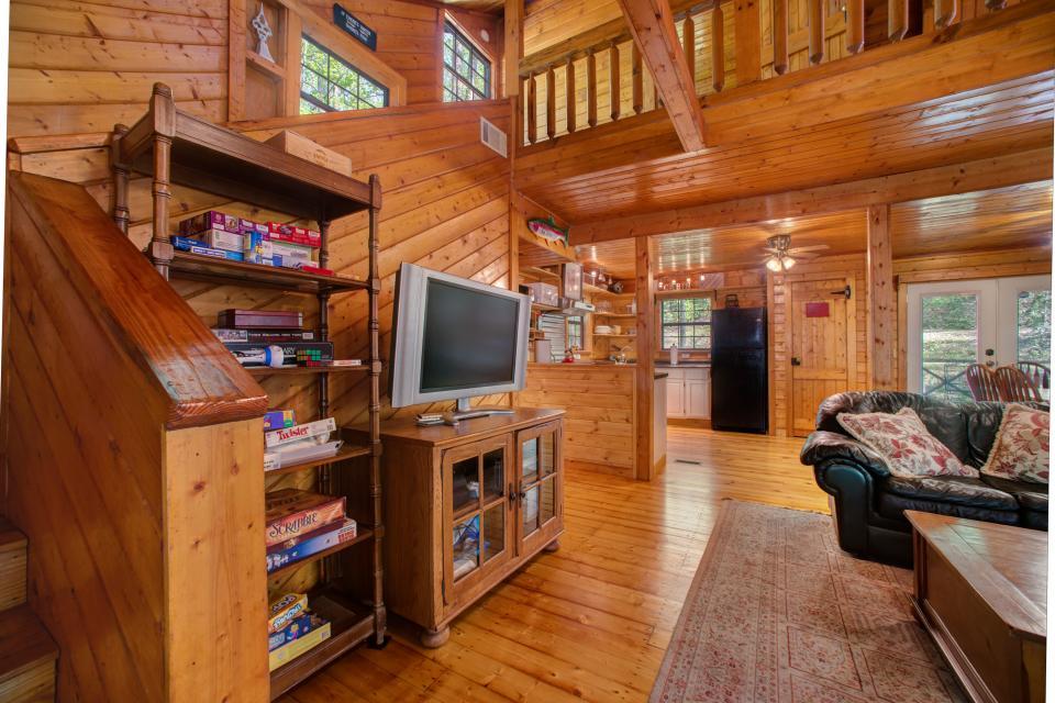 At Last Cabin - Ellijay Vacation Rental - Photo 36