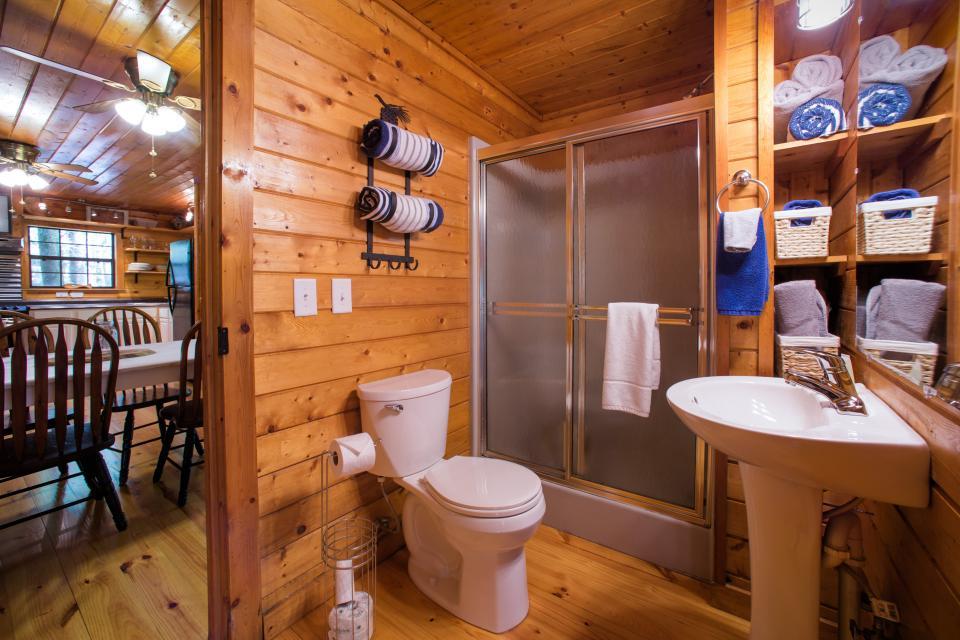 At Last Cabin - Ellijay Vacation Rental - Photo 37