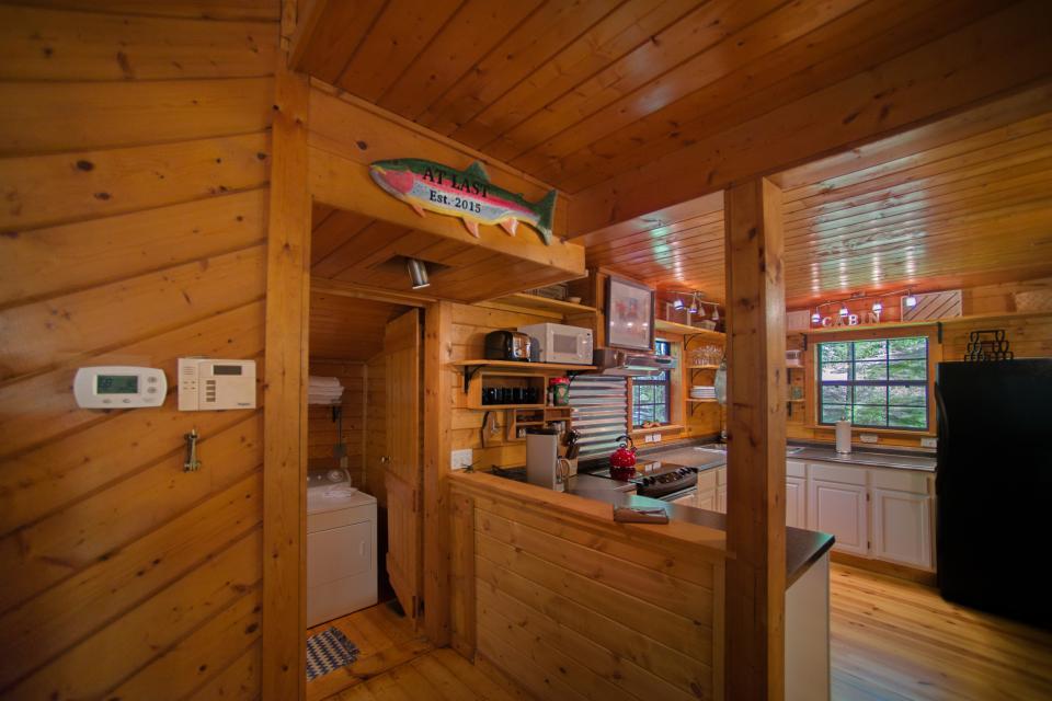 At Last Cabin - Ellijay Vacation Rental - Photo 39