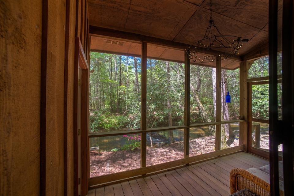 At Last Cabin - Ellijay Vacation Rental - Photo 41