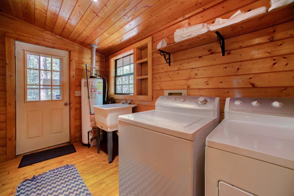 At Last Cabin - Ellijay Vacation Rental - Photo 45