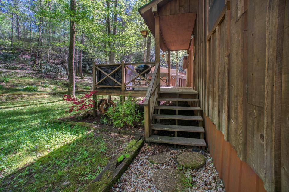 At Last Cabin - Ellijay Vacation Rental - Photo 47