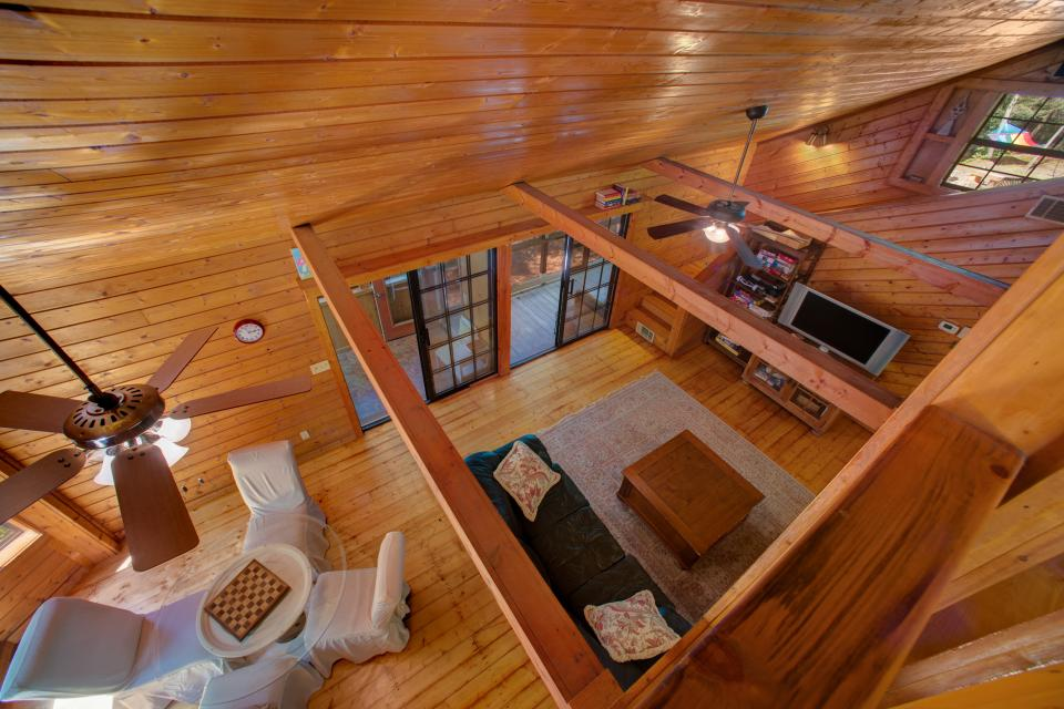 At Last Cabin - Ellijay Vacation Rental - Photo 7