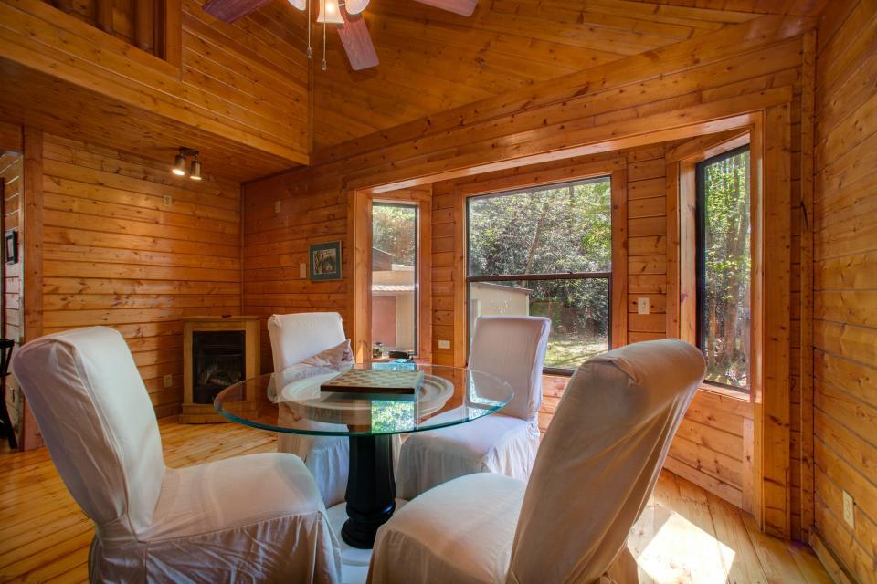 At Last Cabin - Ellijay Vacation Rental - Photo 10
