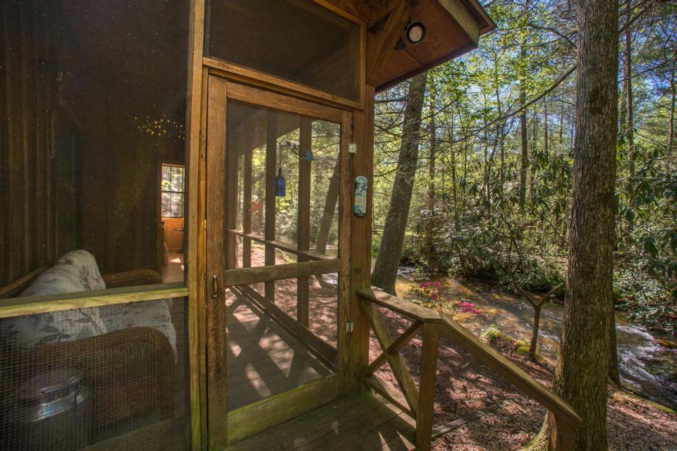 At Last Cabin - Ellijay Vacation Rental - Photo 33