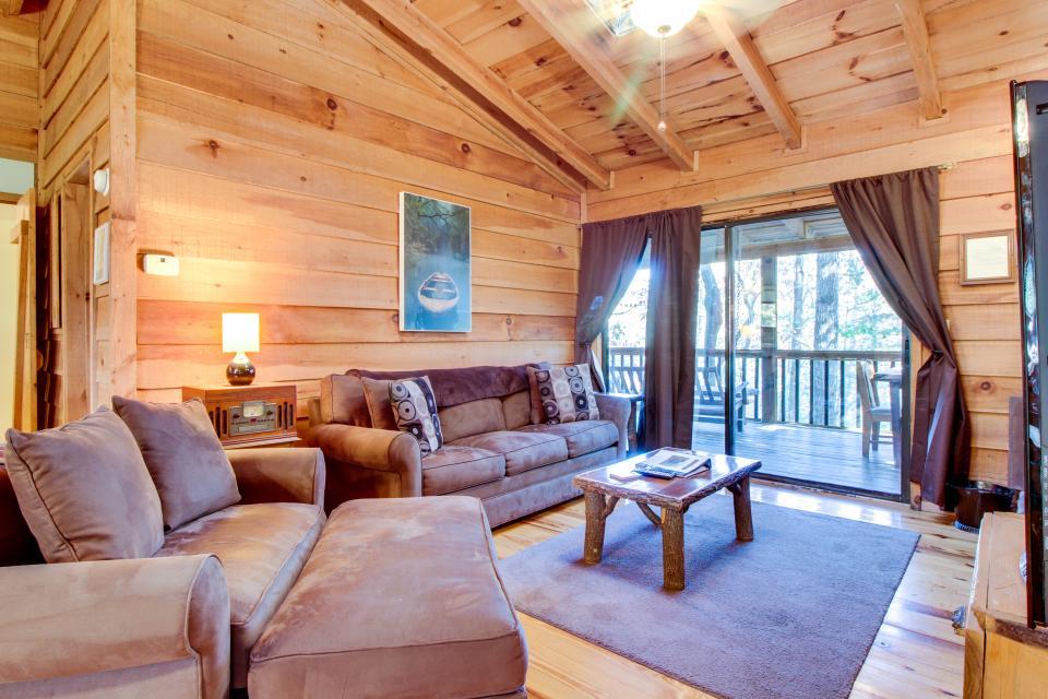Birch Tree Cabin - Ellijay Vacation Rental - Photo 5