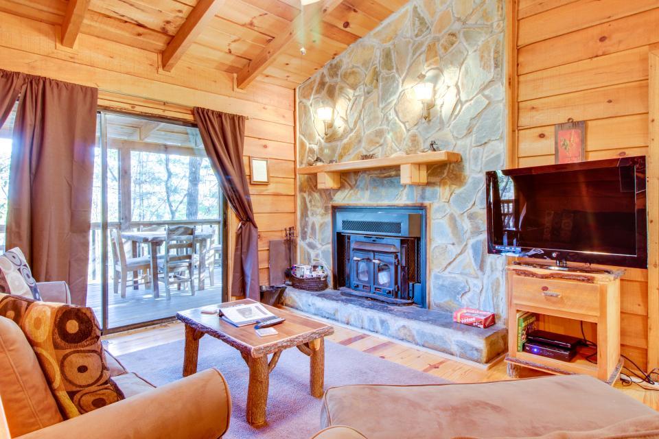 Birch Tree Cabin - Ellijay Vacation Rental - Photo 9
