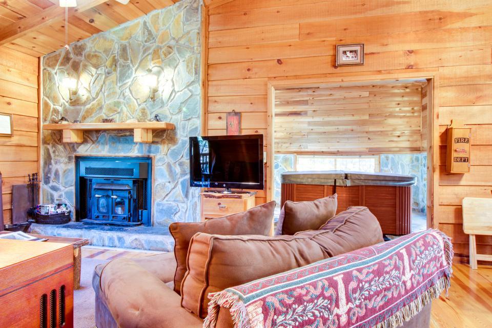 Birch Tree Cabin - Ellijay Vacation Rental - Photo 8