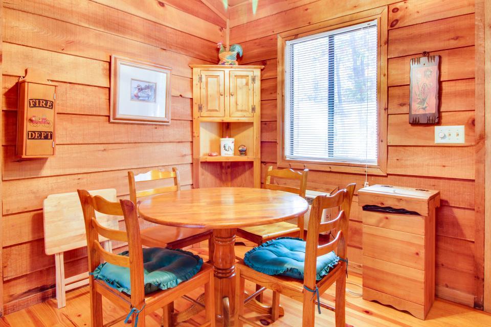 Birch Tree Cabin - Ellijay Vacation Rental - Photo 10