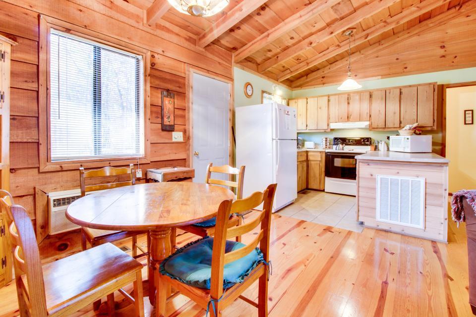 Birch Tree Cabin - Ellijay Vacation Rental - Photo 11