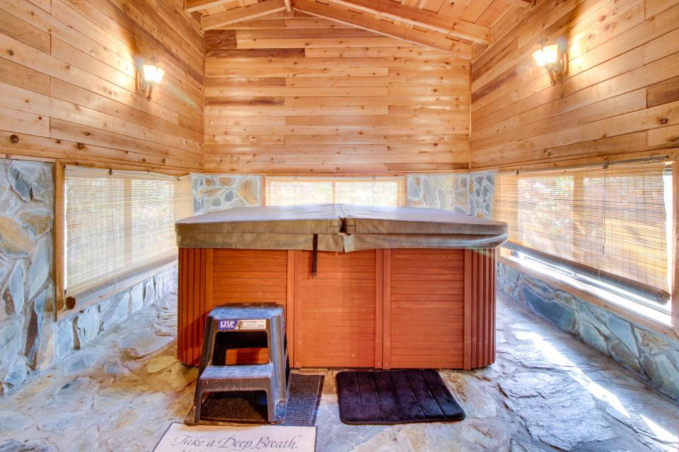 Birch Tree Cabin - Ellijay Vacation Rental - Photo 4