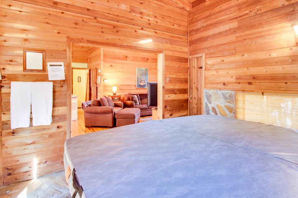 Birch Tree Cabin - Ellijay Vacation Rental - Photo 18