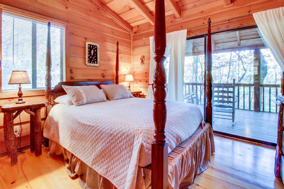 Birch Tree Cabin - Ellijay Vacation Rental - Photo 15