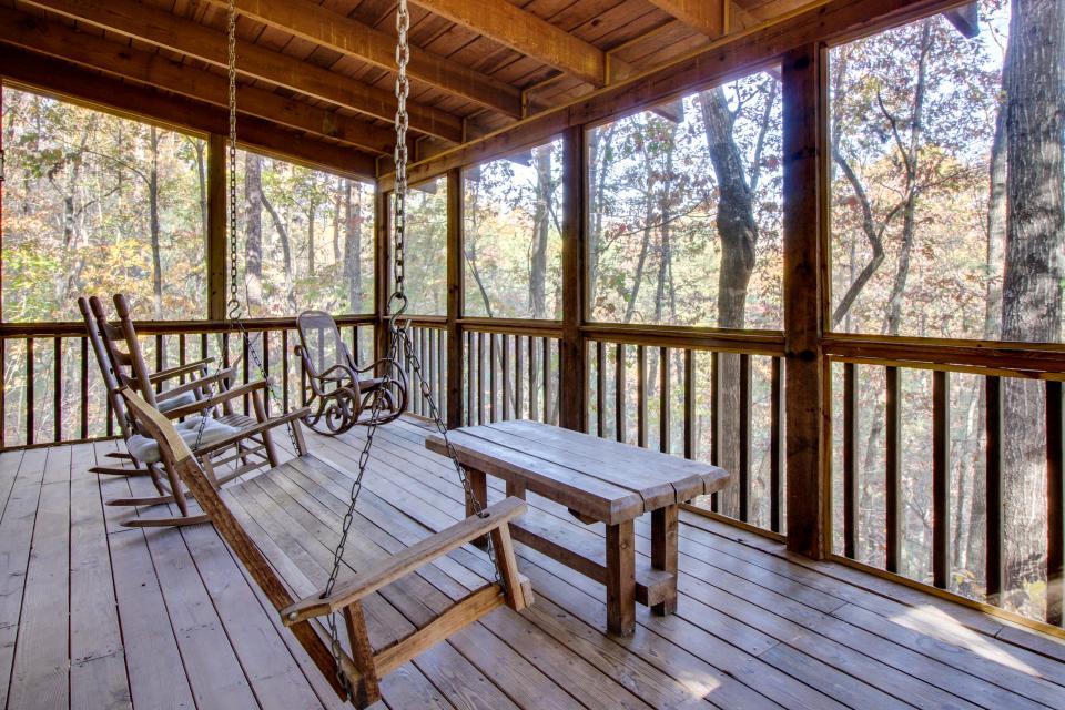 Birch Tree Cabin - Ellijay - Take a Virtual Tour