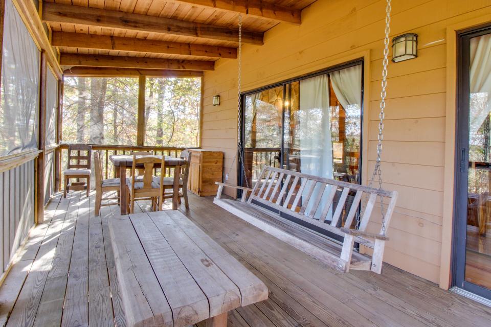 Birch Tree Cabin - Ellijay Vacation Rental - Photo 24