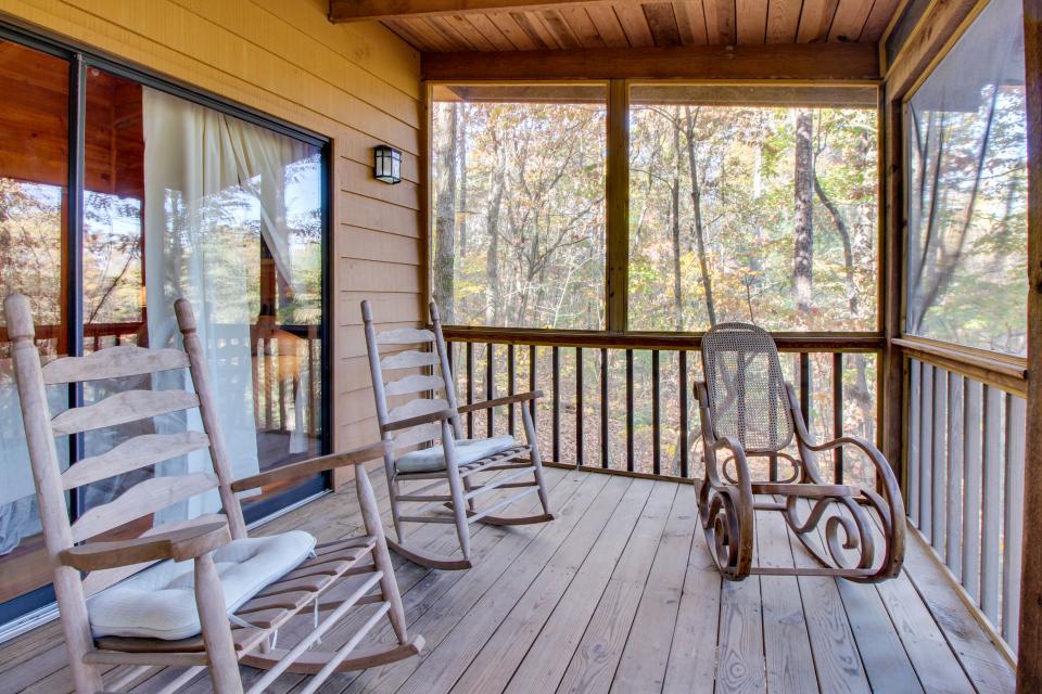 Birch Tree Cabin - Ellijay Vacation Rental - Photo 22