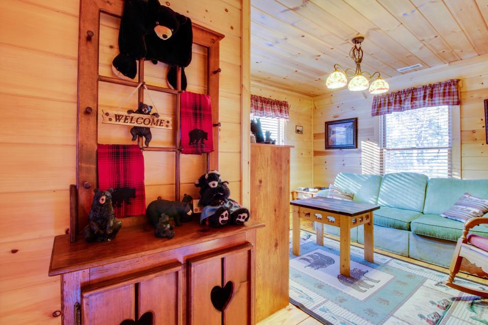 Bucky and Doe Doe's Place - Ellijay Vacation Rental - Photo 49
